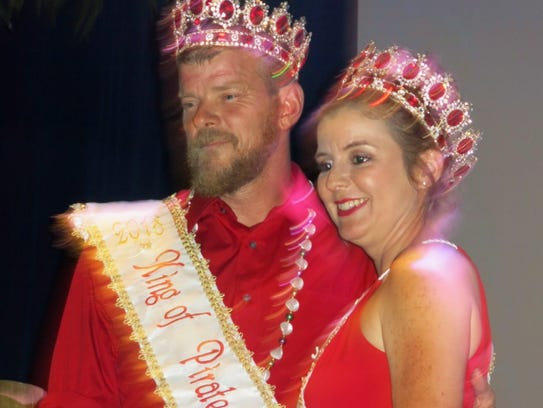 Krewe Barkus & Meoux for 2018 King Eric Childress and
