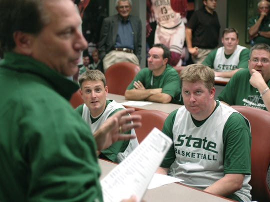 Tom Izzo is now in the minority of coaches who offer significant access to the program.