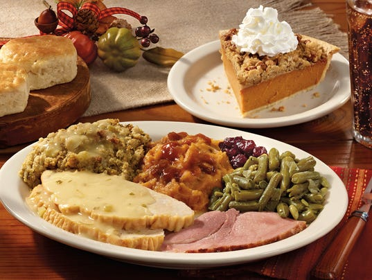 Amarillo Restaurants Open Thanksgiving