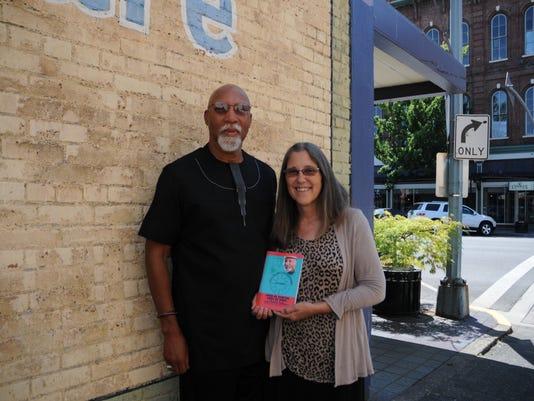 Book author, the Rev. Rodney Alexander