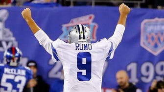 Dallas Cowboys quarterback Tony Romo is squarely in the middle of the NFL MVP conversation.