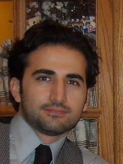 This undated photo released by the Michigan family of Amir Hekmati via FreeAmir.org shows the former U.S. Marine, who's now being held in a prison in Iran on accusations of spying for the CIA.