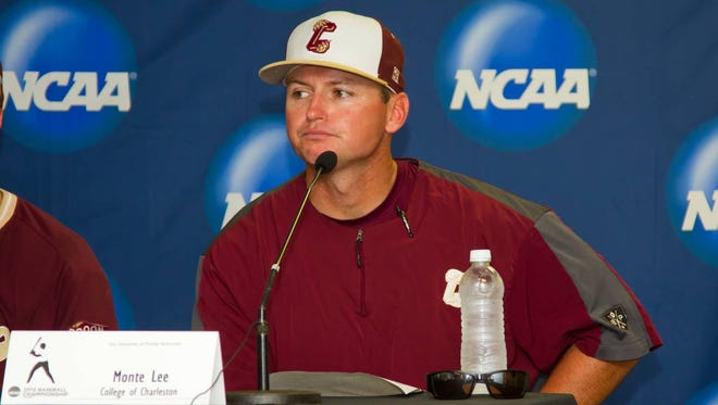 Arizona State could be about to offer its baseball coaching job to 37-year-old Monte Lee of College of Charleston