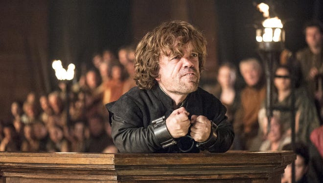 Can 'Game of Thrones' star Peter Dinklage make his case for a second supporting actor Emmy? The show is also up for best drama series.