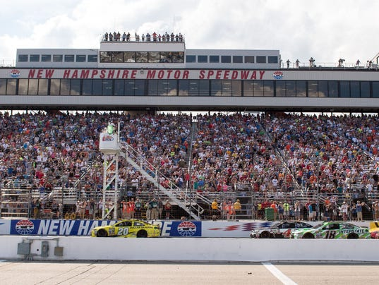 New Hampshire Motor Speedway Manager Give Us Time To Fill