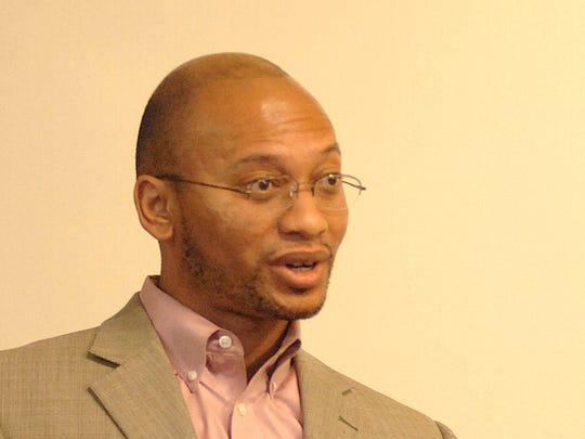 Alexandria City Attorney Chuck Johnson