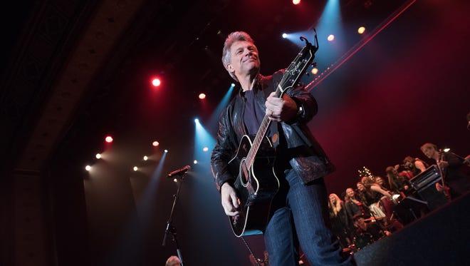 Jon Bon Jovi in Red Bank.