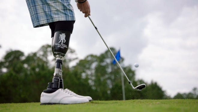 The World's Largest Golf Outing will benefit the Wounded Warriors Project.