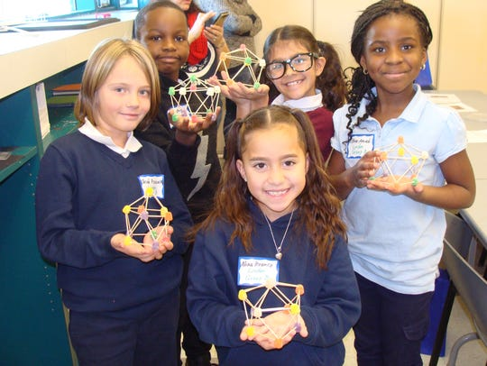 On Jan. 13, the second-grade Gifted and Talented students