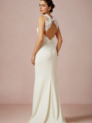Odessa gown, $1,095 at bhldn.com