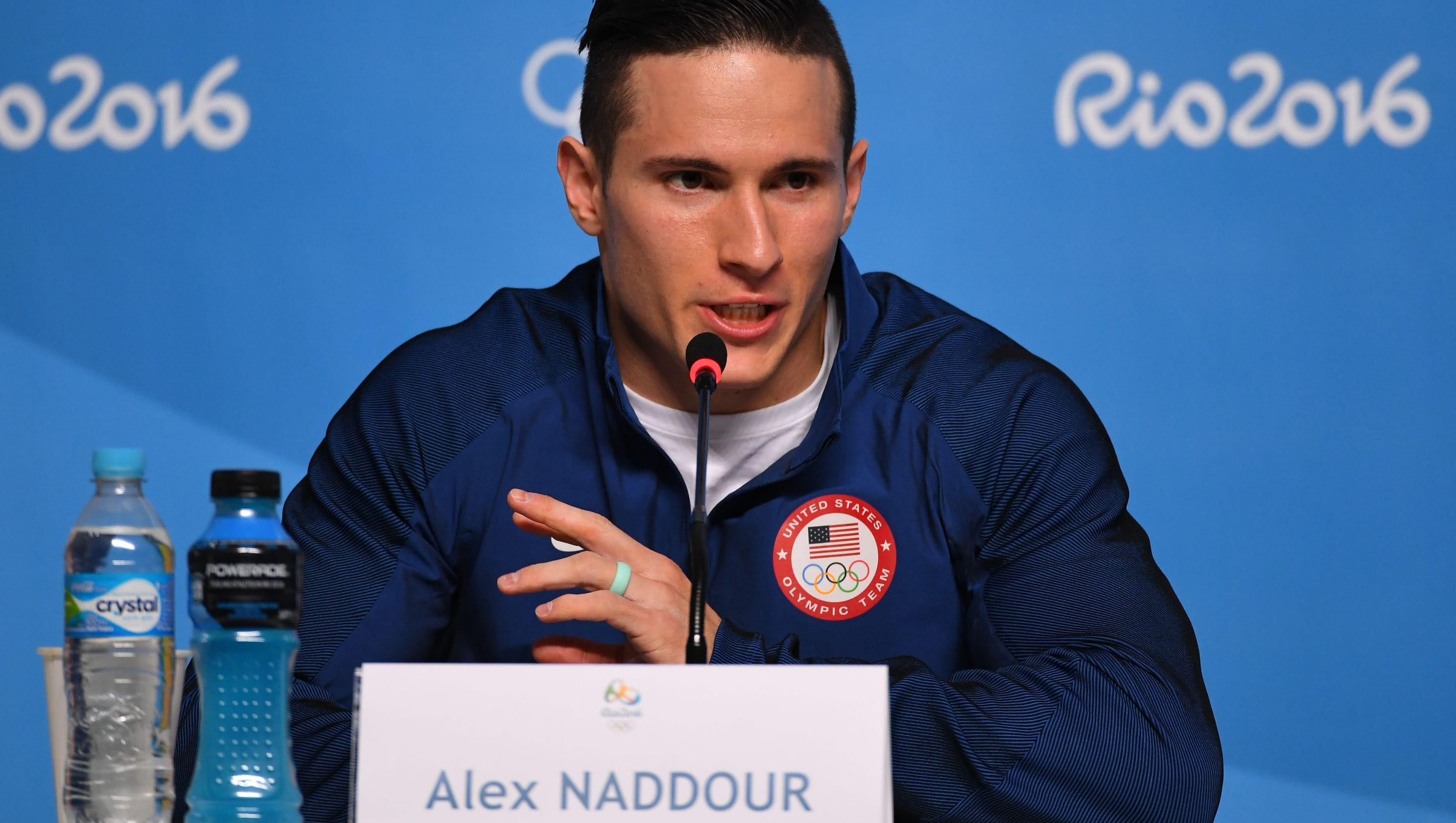 Cupping helps heal the USA men's Olympic gymnastics team: www.usatoday.com/story/sports/olympics/rio-2016/2016/08/06/USA-mens...