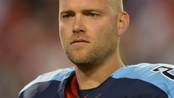 Titans kicker Rob Bironas died when he lost control of the SUV he was driving Saturday night, according to police.