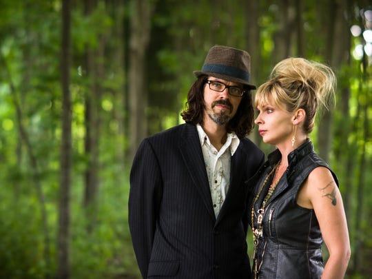 Cincinnati's husband-wife duo of Karin Bergquist and Linford Detweiler of Over The Rhine