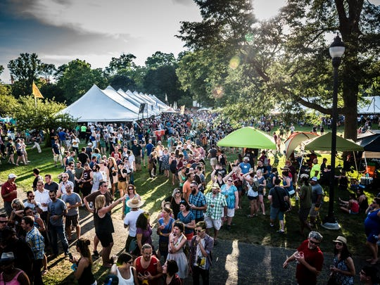 Summer Beer Fest 2015, the largest Michigan-based event of its kind was held July 25th and 26th at Riverside Park in Ypsilanti.