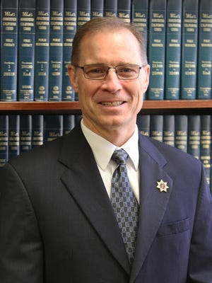 David Alavezos was recently appointed as the county's new assistant district attorney to Tim Ward.