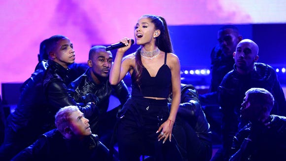 Ariana Grande shared two songs from her 2013 album,