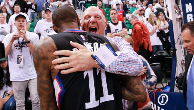 Fans who buy Star Courtside seats with the Clippers could get up close to owner Steve Ballmer.