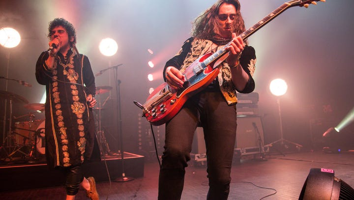 Hear Greta Van Fleet's new single: 'When the Curtain Falls'