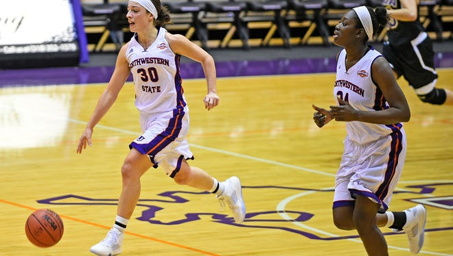 Beatrice Attura and the Lady Demons host Xavier on Tuesday.