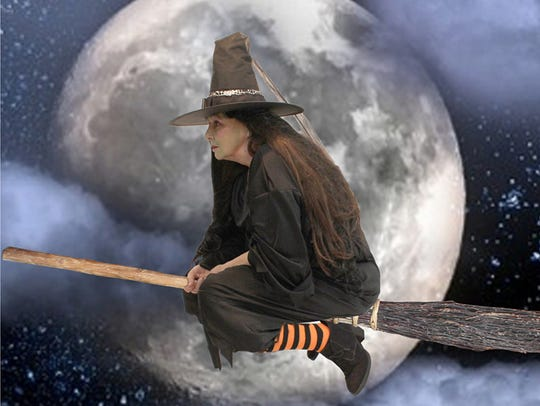 Witches will be flying in for the Family Fun Show Halloween