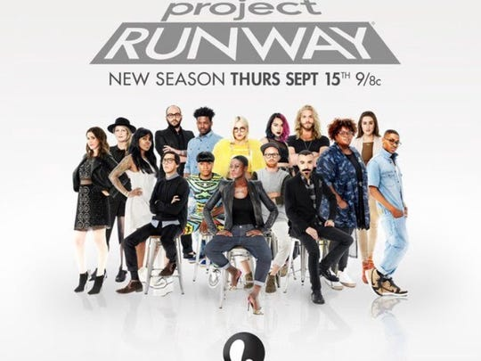 "Season 15 of ""Project Runway"" will premiere 8 p.m."