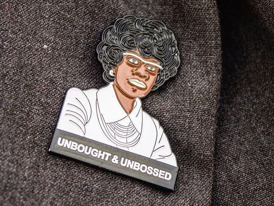 Shirley Chisholm was a trailblazing U.S. Representative from New York.