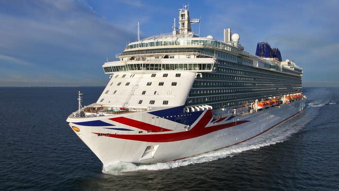 Christened by Queen Elizabeth II on March 10, 2015, P&O Cruises' Britannia is the largest cruise ship ever built for the British market.