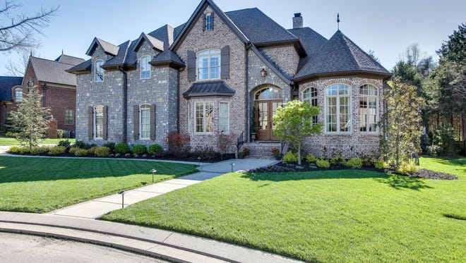 """Located in the enchanting neighborhood of Kings Chapel in Arrington, this gorgeous home was a 2012 """"Parade of Homes"""" winner."""