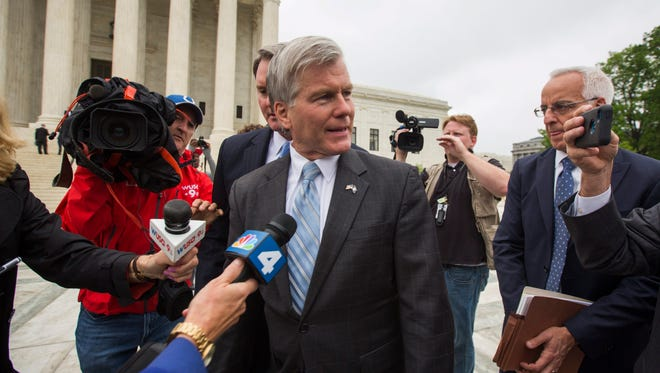Federal prosecutors are dropping the corruption case against former Virginia governor Bob McDonnell.