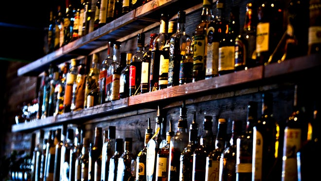 The Breadfruit & Rum Bar features 150 rums in its rum wall.