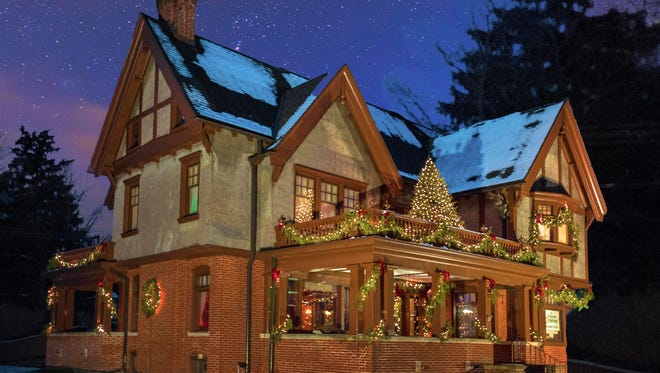 The Van Orden Mansion in Baraboo will play host to Edwardian Christmas festivities this December.