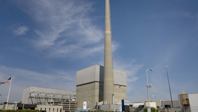 The Oyster Creek nuclear power plant in Lacey, originally scheduled to close by December 2019, will now be closing this October. (file photo).