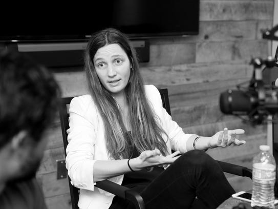 Alexandra Keating, CEO of DWNLD.me, on this week's