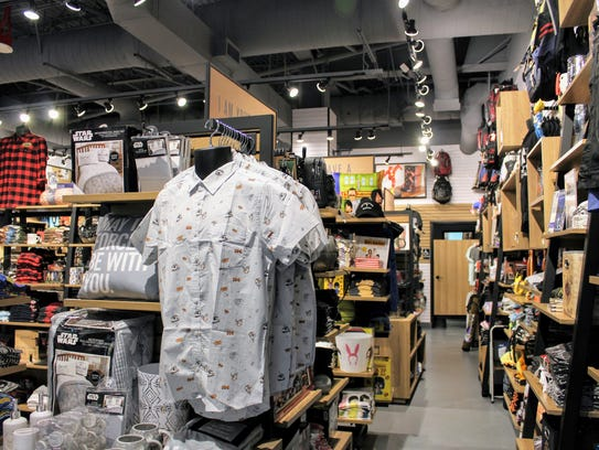 """BoxLunch, a """"pop culture"""" retail store owned by the"""