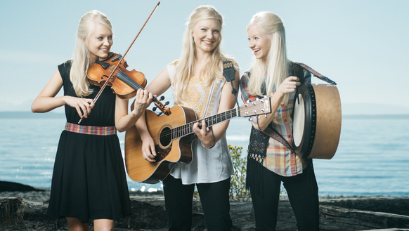 The Gothard Sisters appear at the Roxy Theatre March