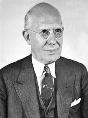 Dr. Charles F. Kettering, automobile pioneer and inventor.