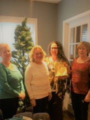 The Garden Club of Montville recently donated to the