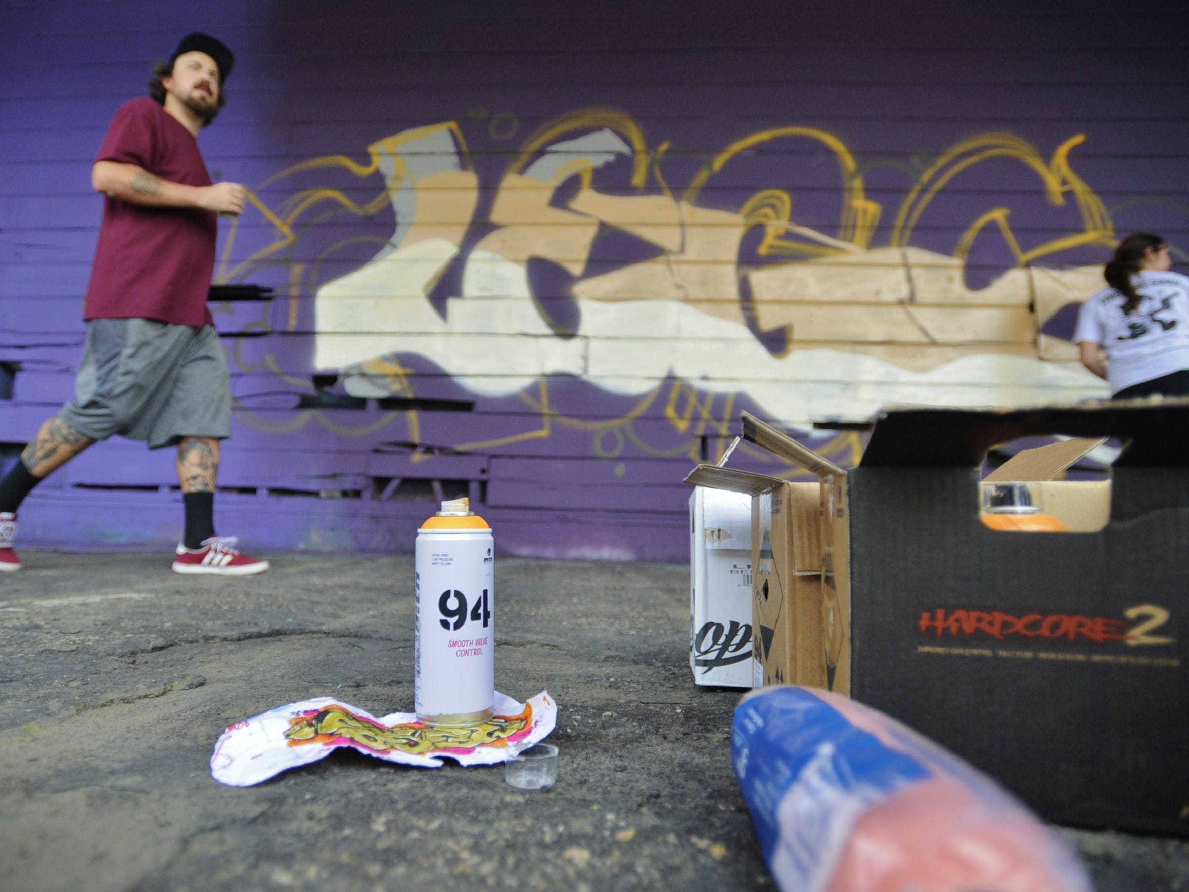 Urbanist Collective is non-government organization that works with at-risk youth by using art to keep them off the streets and out of trouble.