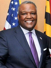Prince Georges County Executive Rushern Baker is a
