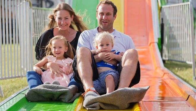 Slides, rides and more await at the Washington County Fair, which begins July 23.