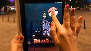 Playing Pokémon Go around the world