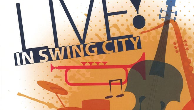 """Fond du Lac High School's Jazz Ensembles I, II and III will present """"Live! In Swing City!"""" on Jan. 28."""