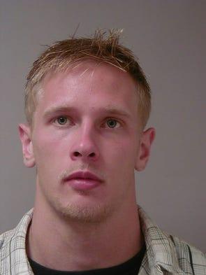 "Randall Rickrode, born June 27, 1984. 6'1"" tall and"