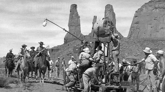 The 1939 film ?Stagecoach? showed off the dazzling