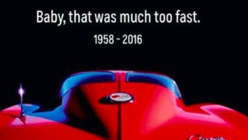 Chevrolet paid this tribute to Prince