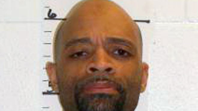 In this photo provided by the Missouri Department of Corrections is Earl Ringo Jr. who is scheduled to die Sept. 10 for killing two people in Columbia in 1998. As Missouri prepares Ringo's execution next week, a new report suggests that the Department of Corrections quietly and repeatedly used a drug that has raised concerns in botched executions in other states. (AP Photo/Missouri Department of Corrections)