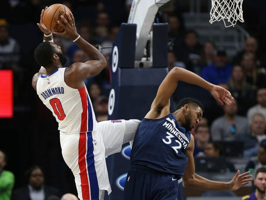Andre Drummond, Karl-Anthony Towns