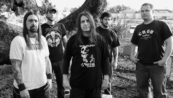"""These New Orleans sludge-metal practitioners are touring a self-titled effort released in May that marks their final sessions with drummer Joey LaCaze, who died in August, 2013. It was also their first release in 14 years. In reviewing the album, Pitchfork said, """"They are the quintessential Southern sludge band, and were instrumental in articulating and perfecting that bleak, swaggering metal-meets-punk sound that frontman Mike Williams still calls """"heavy blues"""".  Details: 6 p.m. Saturday, Nov. 8. Club Red,1308 W. University Drive, Mesa. $27; $25 in advance. 480-258-2733, clubredrocks.com."""