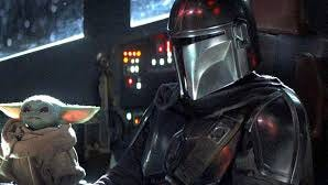 """The bounty hunter and the Child return for more adventures in season two of """"The Mandalorian."""""""