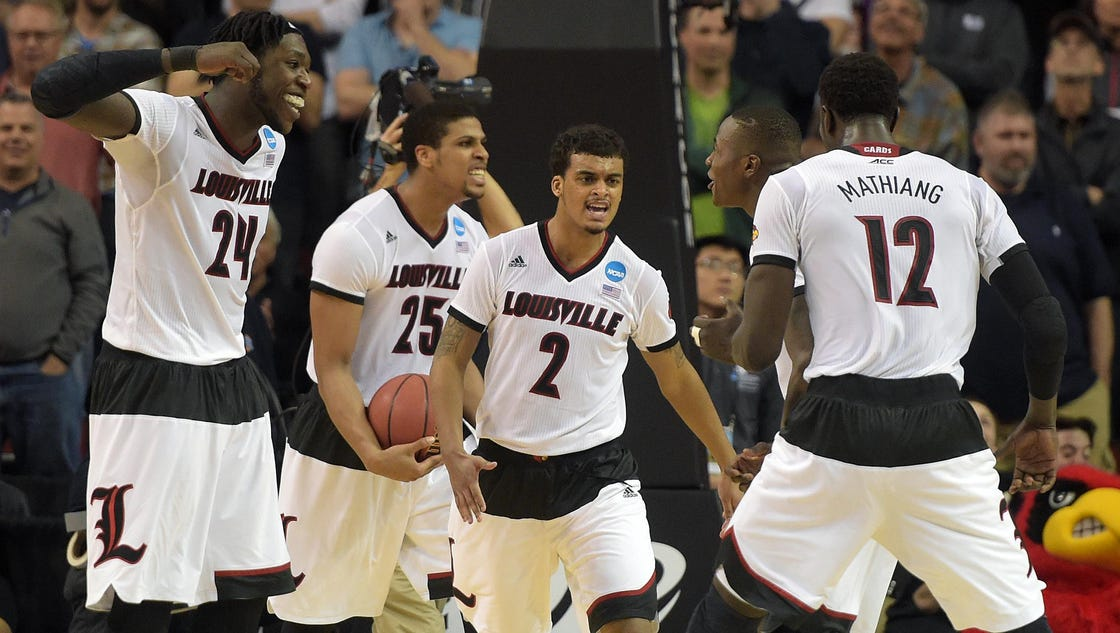 Terry Rozier steal, late Quentin Snider FTs help L'ville ...